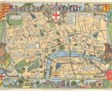 Children's Map of London