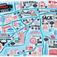 London Sherry Trail