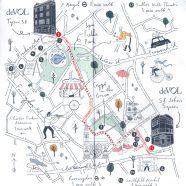 deVOL's Clerkenwell Map