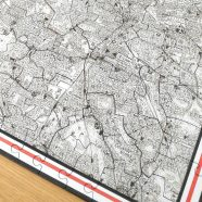 London Mapped Jigsaw Puzzle