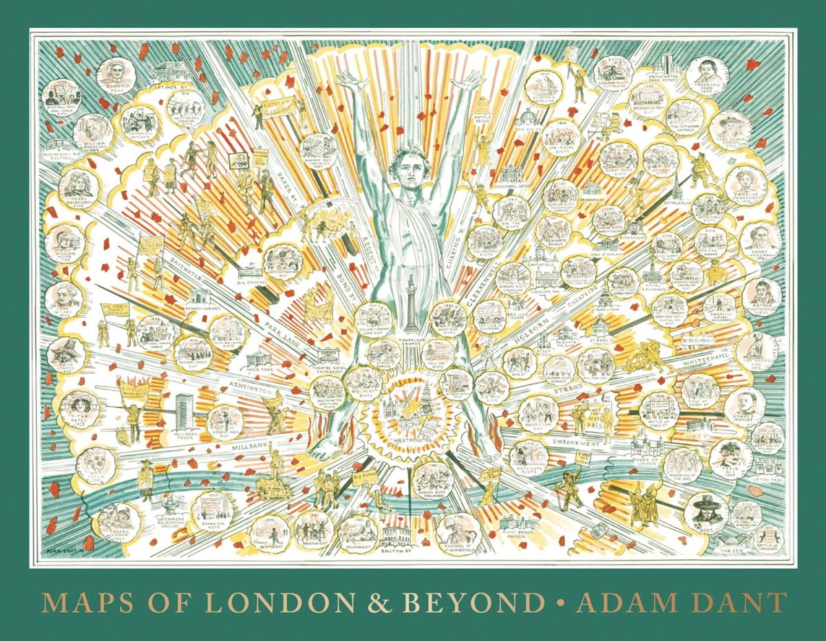 Maps of London & Beyond
