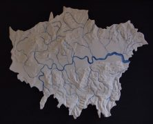 London's Rivers in Porcelain