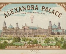 Alexandra Palace Guinea Season Ticket