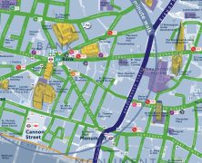 London Car Free Day Map